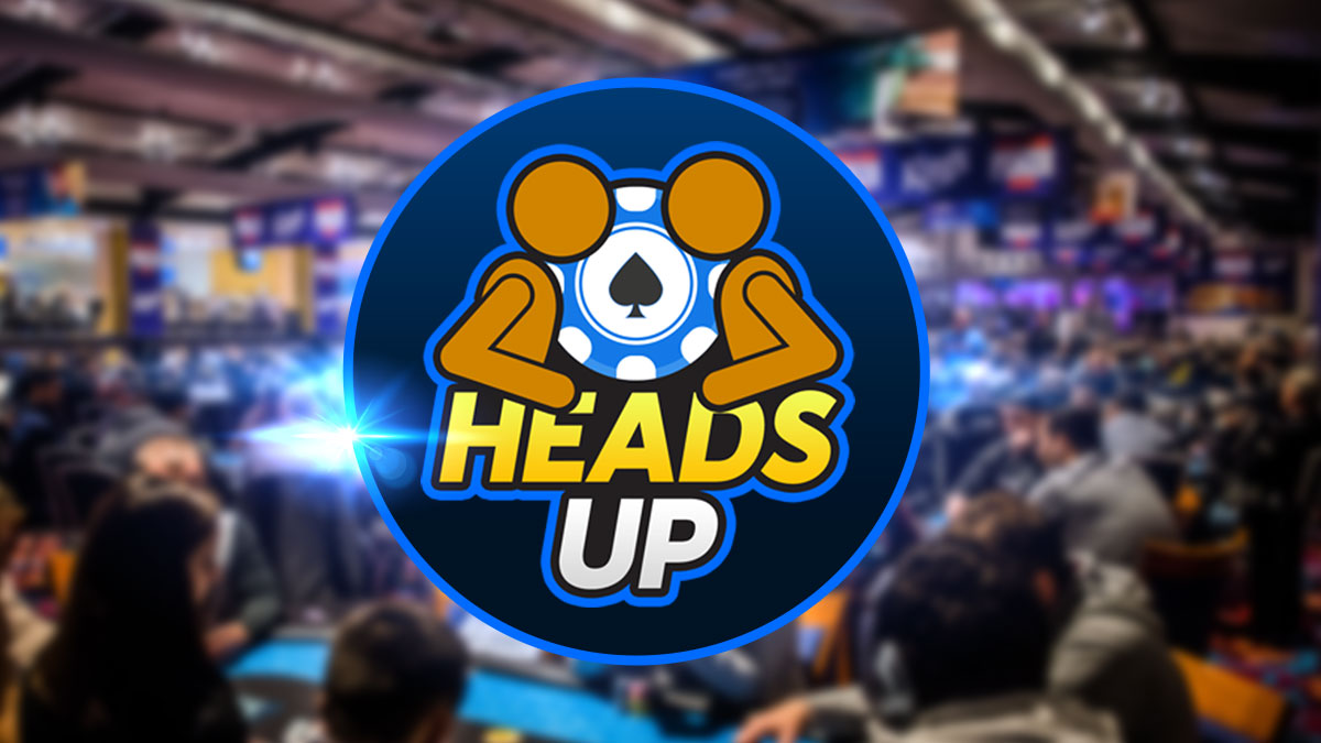 torneios de poker heads up