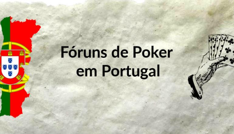 forum poker portugal
