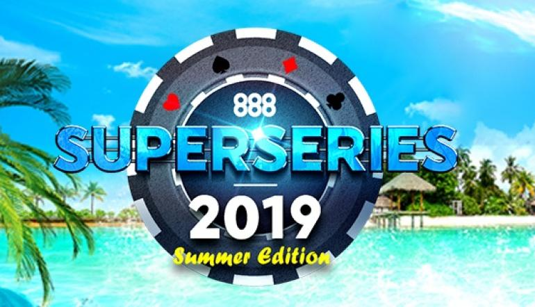 Resultado de imagen para 888SuperSeries Summer Edition 2019